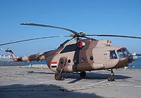 Helicopter-DataBase Photo ID:8330 Mi-8T (upgrade by Sevastopol Aircraft Plant) YI-572