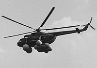 HT-40 with emergency floatation system