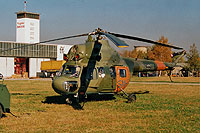 Helicopter-DataBase Photo ID:17724 PZL Mi-2 Lufttransportgruppe Brandenburg-Briest 94+54 cn:563822114