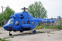 Helicopter-DataBase Photo ID:13758 PZL Mi-2 WSK PZL-Świdnik S.A. SP-FSC cn:5311105129