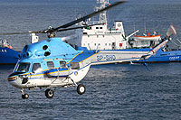 Helicopter-DataBase Photo ID:10387 PZL Mi-2 Maritime Office in Gdynia SP-SHO cn:515039017