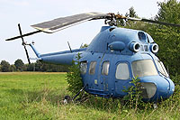 Helicopter-DataBase Photo ID:15372 PZL Mi-2 private Kamionna  cn:544519115