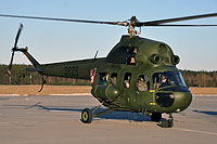 Helicopter-DataBase Photo ID:14466 PZL Mi-2D 56th Army Aviation Base 3829 cn:513829104