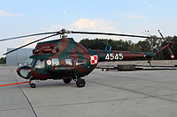 Helicopter-DataBase Photo ID:12904 PZL Mi-2RL 2nd Search and Rescue Group 4545 cn:544545016