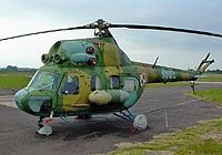Helicopter-DataBase Photo ID:4102 PZL Mi-2D 49th Combat Helicopter Regiment 5244 cn:515244077