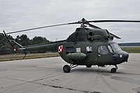 Helicopter-DataBase Photo ID:15727 PZL Mi-2D (modernized NVG) 56th Army Aviation Base 5244 cn:515244077