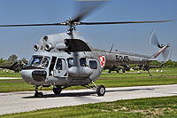 Helicopter-DataBase Photo ID:14148 PZL Mi-2D 43rd Naval Air Base 5245 cn:515245077