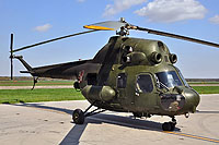 Helicopter-DataBase Photo ID:14461 PZL Mi-2URPG (modernized NVG) 56th Army Aviation Base 7341 cn:567341012