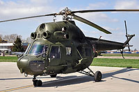 Helicopter-DataBase Photo ID:14462 PZL Mi-2URPG (modernized NVG) 56th Army Aviation Base 7341 cn:567341012