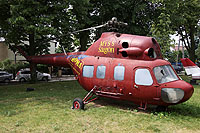 Helicopter-DataBase Photo ID:14621 PZL Mi-2 Technical School Nr 9 Aviation  cn:5210401097