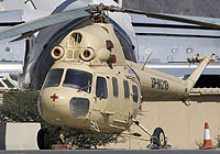 Helicopter-DataBase Photo ID:4824 PZL Mi-2 Skylink Arabia UP-MI219 cn:5211047119