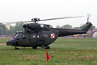 Helicopter-DataBase Photo ID:15688 PZL W-3WA 66th Aviation Wing 0807 cn:360807