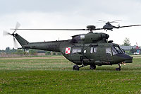 Helicopter-DataBase Photo ID:15690 PZL W-3WA 66th Aviation Wing 0807 cn:360807