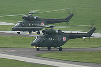 Helicopter-DataBase Photo ID:15712 PZL W-3WA 66th Aviation Wing 0807 cn:360807