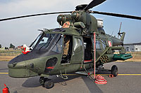 Helicopter-DataBase Photo ID:14048 PZL W-3WA 66th Aviation Wing 0904 cn:360904